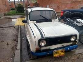 Vendo Renault 4 para repuesto