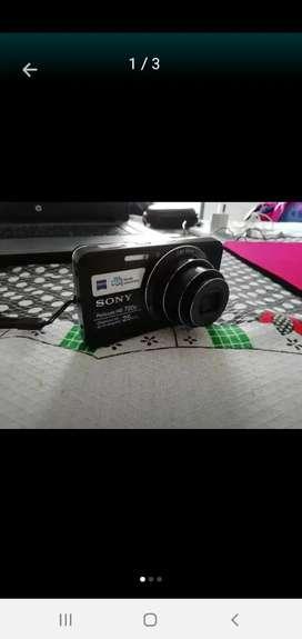 Camara Sony Cibershot Dsc W630 HD 16.1Mp