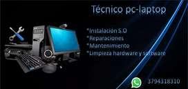 Técnico pc-laptop