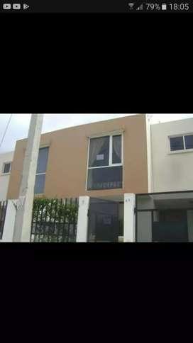 Se alquila Casa en el sector registro civil