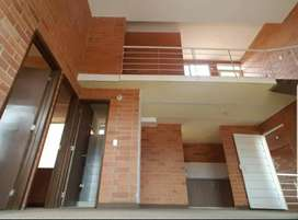 Arriendo apto duplex piso 5o conjunto Colina Campestre Chiquinquirá (Boy)