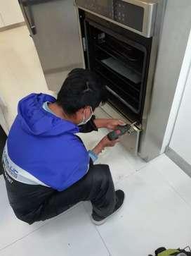 GENERAL ELECTRIC Servicio Técnico de electrodomésticos en reparación de refrigeradoras secadoras lavadora cocina hornos