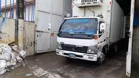 Vendo Camion Turbo Mitsubichyfuso Canter