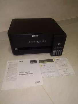 se vende impresora como nueva