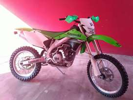 Kawasaki klx 450 r impecable