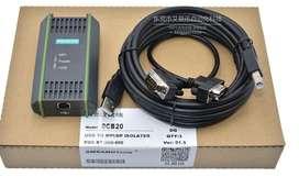 Cable de programación PLC  Siemens Pc Adapter Usb A2 S7 200/300/400
