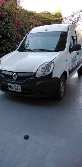 Vendo Renault Kangoo modelo 2016