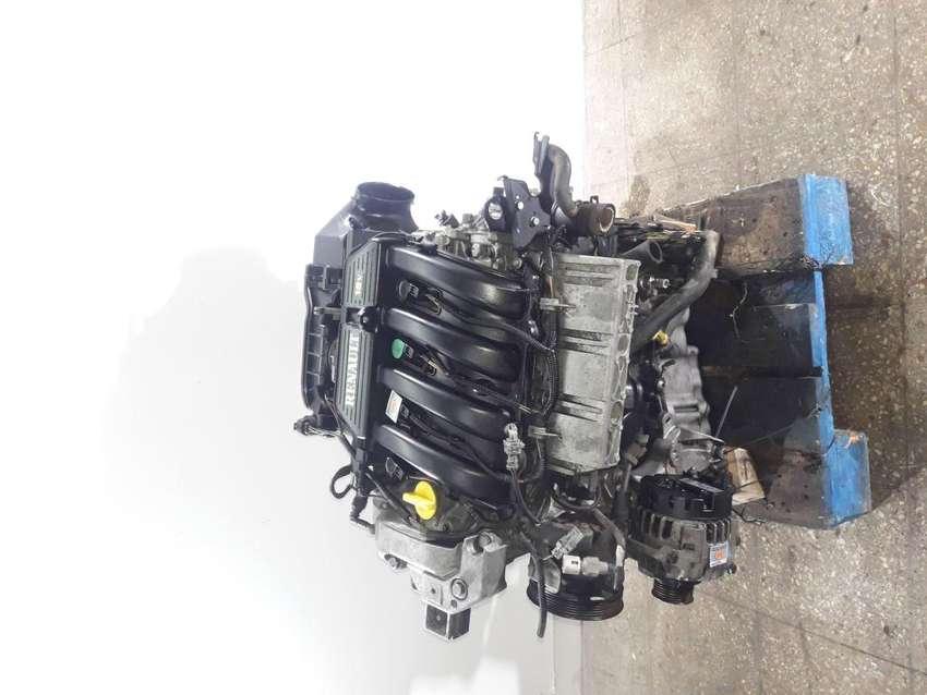 Motor Renault K4m Kangoo Sandero Clio Megane Wr3168 0