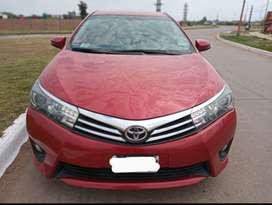 VENDO Toyota Corolla XEI Pack Cuero 2015