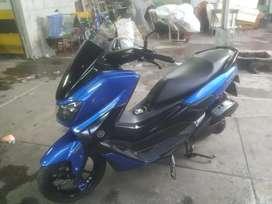 N max 155 azul negra