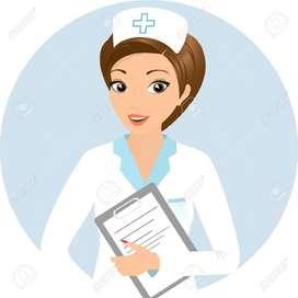 busco empleo como auxiliar de enfermería