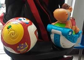 juguetes de pilas fisher price con sonidos y luces
