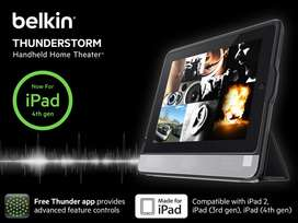 Parlante Belkin Smart Cover Thunderstorm Ipad 4.