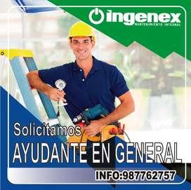 Especialista en Drywall - Operario en Carabayllo