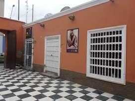 ALQUILO LOCAL COMERCIAL DE 30M2  S/. 200