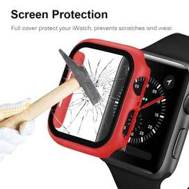 Case 360 Para Apple Watch + Glass - 44 / 42 / 40 / 38mm