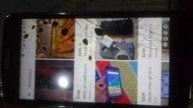 Se vende celular  Motorola g5 de 2 de Ram y 32 gb internas pantalla quebrada y unas manchas al lado negras pero así func