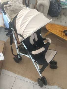 vendo coche de bebe paraguita
