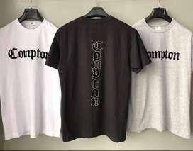 camiseta Compton M l XL xxl