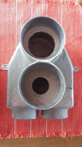 accesorio TBU para calefactor coppens. nuevo