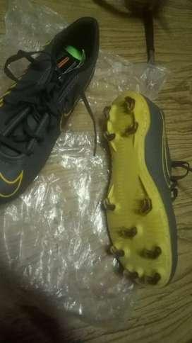 Botines Nike mercurial nuevo talle 42