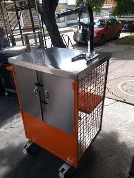 Carro Naranjero .somos Fabricantes