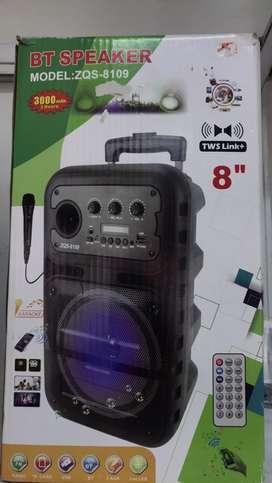 Bafle speaker  como nuevo con todos sus acesorios