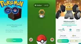 Cajas Meltan Pokemon Go