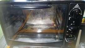 Horno electrico ulracomb 20 L usado