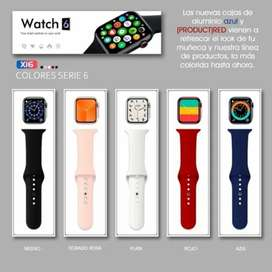 Smartwatch Serie 6 Pantalla HD