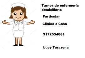 servicio de enfermeria