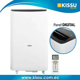 Aire Acondicionado portatil Rca 12000 btu alta eficiencia incluye accesorios Envio GRATIS