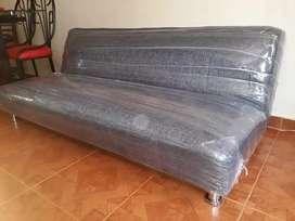 Sofá cama tapizado NUEVO
