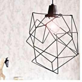 Lámpara Deco Colgante
