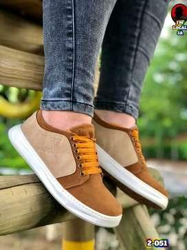 Zapato Tennis Deportivo Louis Vuitton Para Hombre