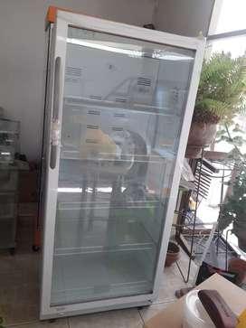 Vendo vitrina frigorifica panoramica