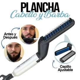 Plancha Cabello y Barba