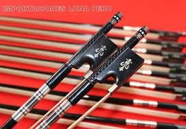 arco de fibra de carbono con crin de caballo para violin