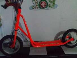 Patineta scooter