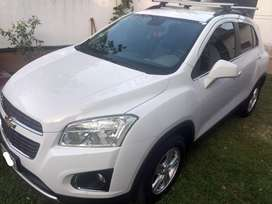 Chevrolet tracker LTZ full con equipo GNC Excelente Estado!!