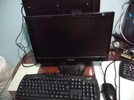 Vendo hermoso computador