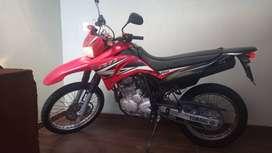 Vendo Yamaha XTZ 250 2011
