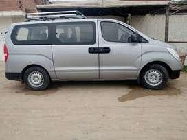 Vendo camioneta Hiundai H 1 por viaje