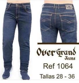 Venta de jeans hombre y dama