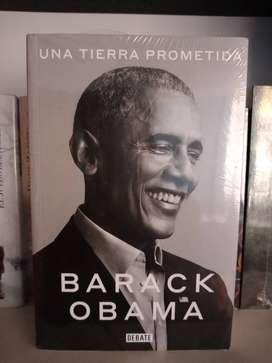 Una tierra prometida Barack Obama Libro
