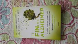 Vendo Libro El Fin Del Alzheimer