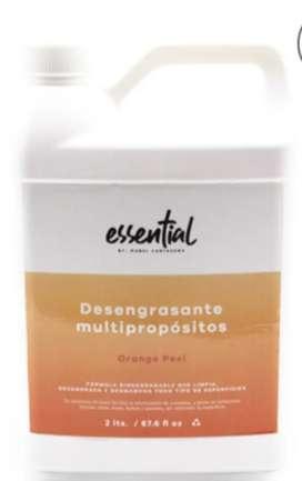 Desengrasante Multiproposito Essential by Mabel Cartagena