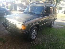 Land Rover Discovery 2.5 TDi M/T