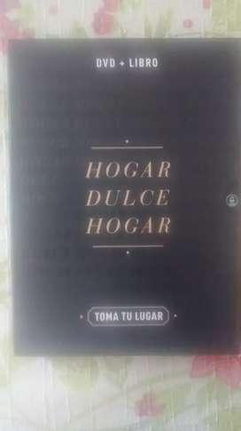 Hogar Dulce Hogar (DVD + Libro) Marcos Brunet