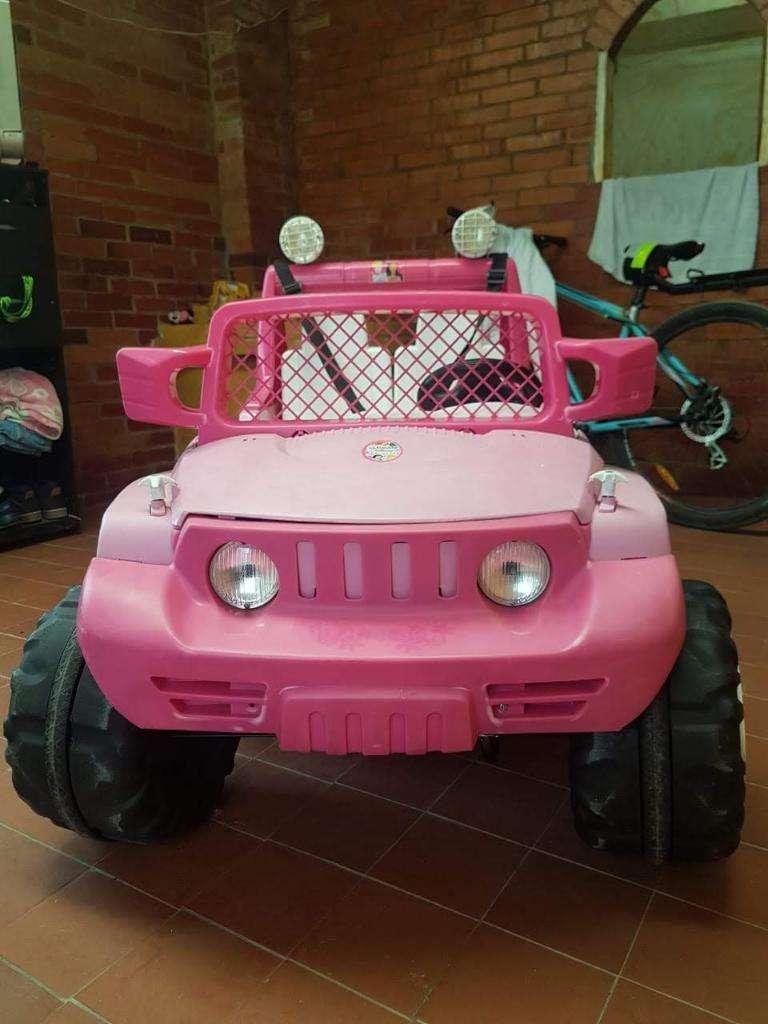 Jeep Electrico para Tu Hija 0
